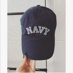 PINK Victoria Secret Navy hat